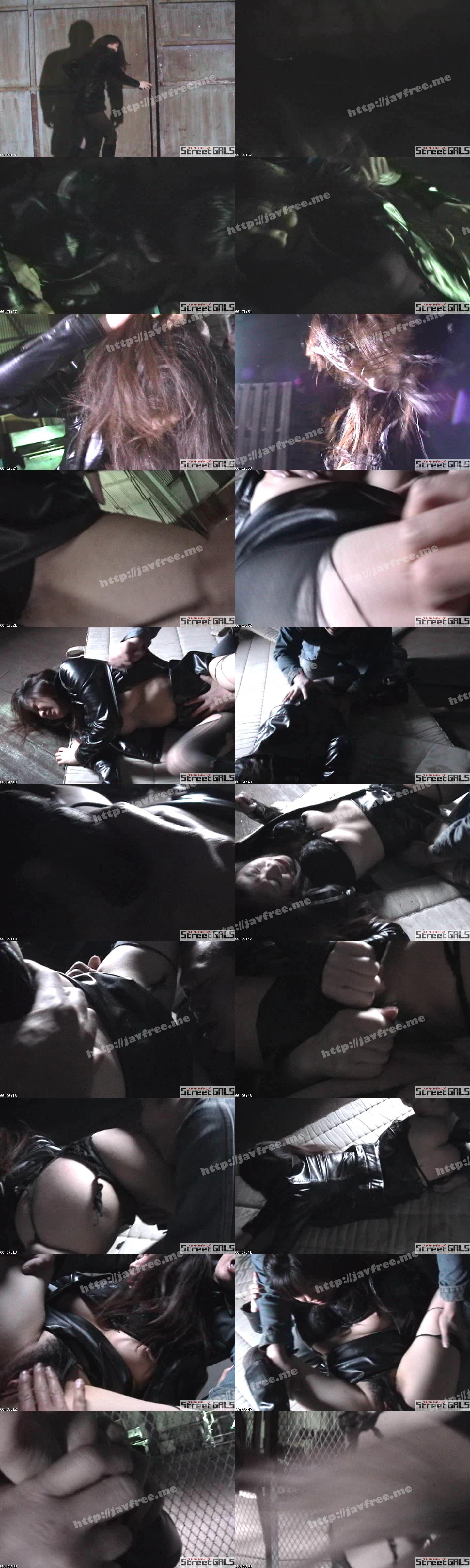 XXX AV 22130 ストリートギャルズ提供作品 2011年10月24日 廃工場にて…撮影者不明の禁断映像 XXX AV