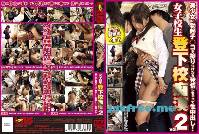 [AT-128] 女子校生登下校痴漢 vol.2 - image AT-128 on https://javfree.me