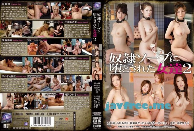 [AAJB-017] 【AV30】E-BODY濃厚SEXBEST20 - image ATKD-192 on https://javfree.me