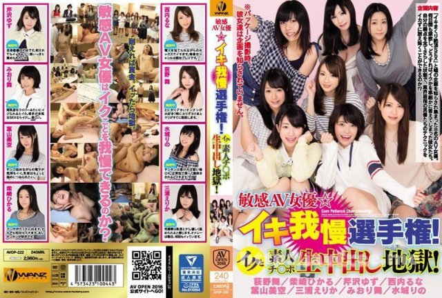[KRAY-008] 身も心も満たす情熱的SEX KIRAY Collection 08 - image AVOP-222 on https://javfree.me