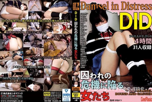 [YSN-219] 地獄突き 辻本りょう - image CMV-087 on https://javfree.me
