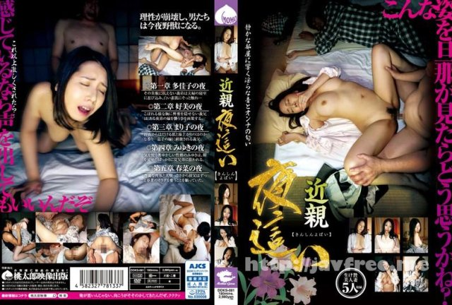 [DDKS-081] 近親夜這い(桃太郎) - image DDKS-081 on https://javfree.me