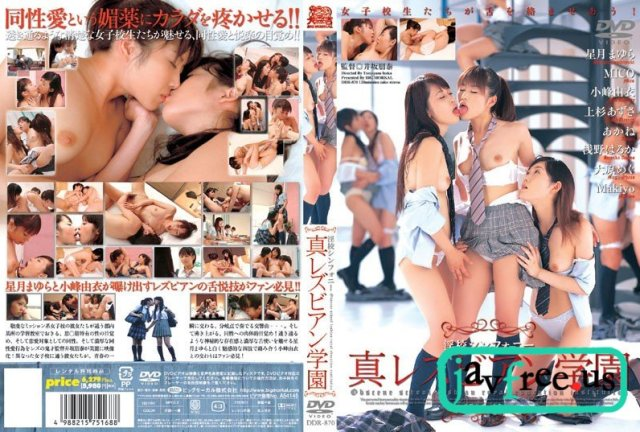 [ADV-R0657] 19才発情愛奴 - image DDR-870 on https://javfree.me