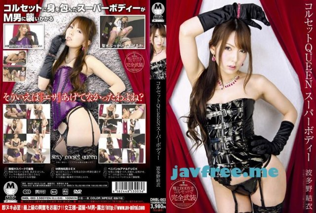 [DMBL-008] 女豹キャットスーツQUEEN 澤村レイコ - image DMBL-003 on https://javfree.me