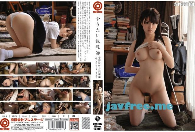 [DOM-017] やりたい放題 4 - image DOM-042 on https://javfree.me