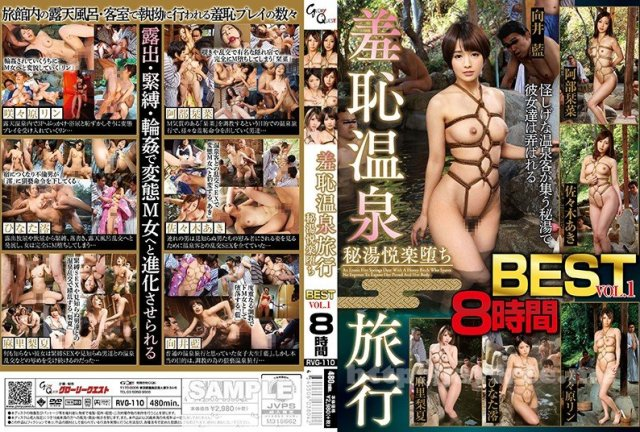 [HD][RVG-110] 羞恥温泉旅行BEST vol.1 - image RVG-110 on https://javfree.me
