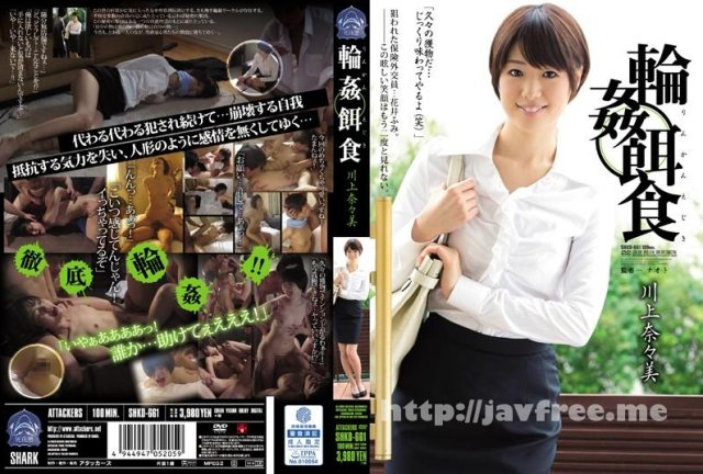 [DVAJ-0026] 逆恨みレイプ 川上奈々美 - image SHKD-661 on https://javfree.me