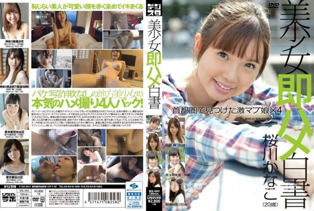 [SHL-042] 美少女即ハメ白書 42 - image SHL-042 on https://javfree.me