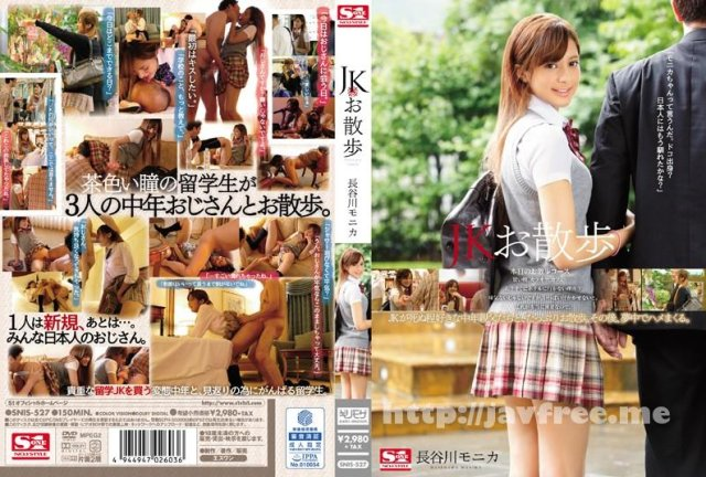 [SNIS-482] 新人NO.1STYLE 長谷川モニカAVデビュー - image SNIS-527 on https://javfree.me
