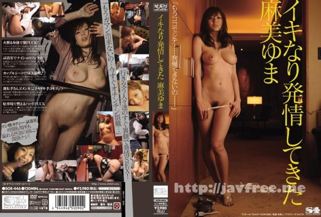 [HD][SOE-594] メガ盛り顔射祭 麻美ゆま - image SOE-446 on https://javfree.me