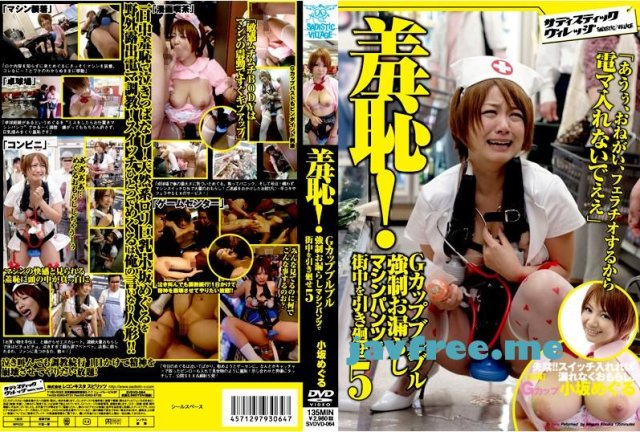 [DWD-065] 宅配痴女 小坂めぐる - image SVDVD-064 on https://javfree.me