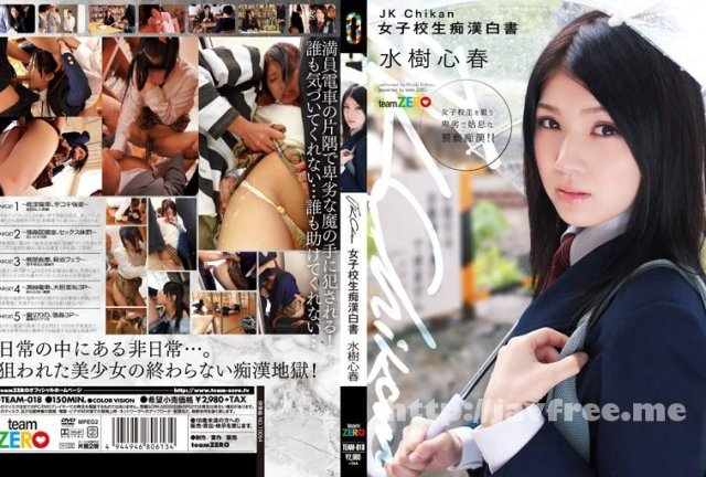 [TEAM-006] GANSHA 水樹心春 - image TEAM-018 on https://javfree.me
