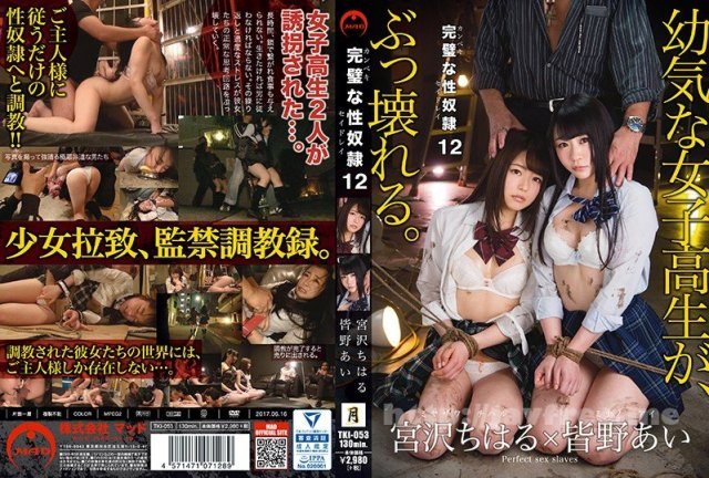 [TKI-053] 完璧な性奴隷 12 - image TKI-053 on https://javfree.me