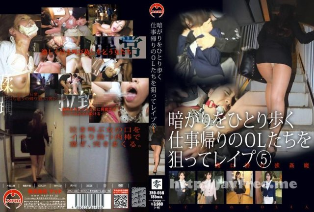 [ZRO-115] THE レイプ 8 - image ZRO-058 on https://javfree.me