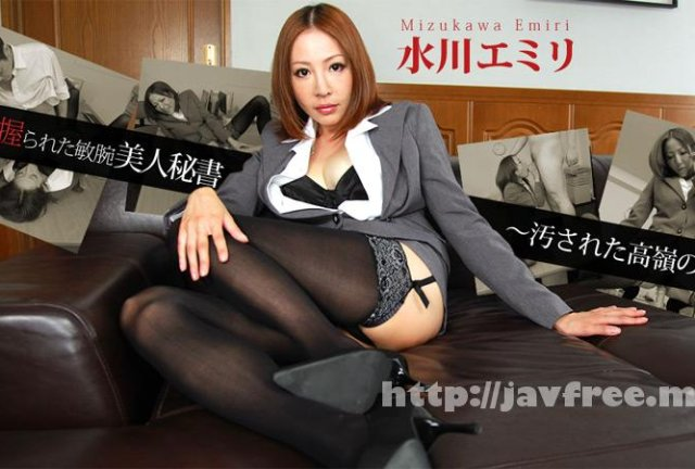[HEY-055] SEDUCTIVE SECRETARY :  まりか, 水川エミリ, 中野ありさ, 西尾かおり - image heyzo_hd_0515_full on https://javfree.me