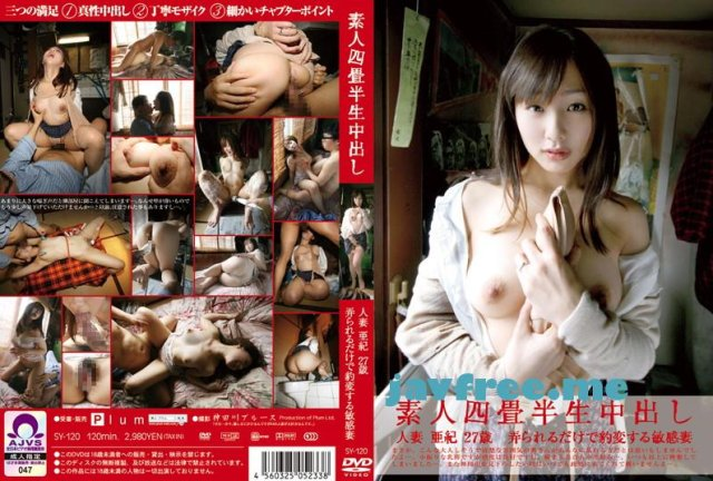 [SY-106] 素人四畳半生中出し 106 - image sy-120 on https://javfree.me
